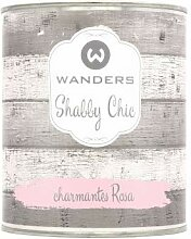 Wanders24® Shabby Chic (750 ml, charmantes Rosa)