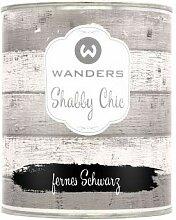 Wanders24 Shabby Chic (750 ml, fernes Schwarz)