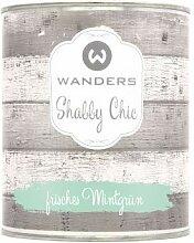 Wanders24 Shabby Chic (750 ml, frisches Mintgrün)