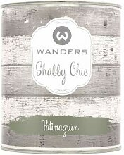 Wanders24 Shabby Chic (750 ml, Patinagrün)