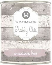 Wanders24 Shabby Chic (750 ml, romantisches Rosa)