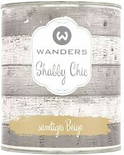 Wanders24 Shabby Chic (750 ml, samtiges Beige)