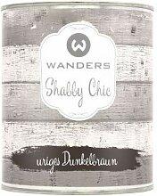 Wanders24 Shabby Chic (750 ml, uriges Dunkelbraun)