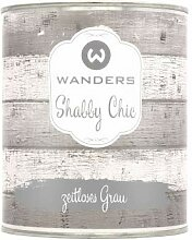 Wanders24 Shabby Chic (750 ml, zeitloses Grau)