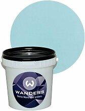 Wanders24 Tafelfarbe 1L. (Persisch Blau) matt Tafel-Farbe chalkboard Wand-Farbe, Wandfarbe Tafel-Lack, Tafellack