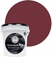 Wanders24® Tafelfarbe (1Liter, erlesene Kirsche)