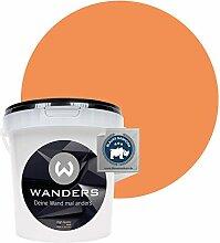 Wanders24® Tafelfarbe (1Liter, frische Aprikose)
