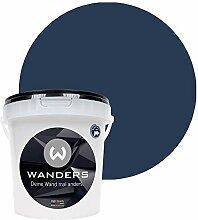Wanders24® Tafelfarbe (1Liter, Mitternachtsblau)