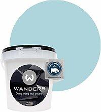 Wanders24® Tafelfarbe (1Liter, Persisch Blau)