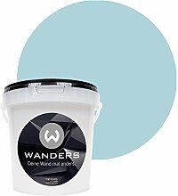 Wanders24 Tafelfarbe (1Liter, Persisch Blau) matte