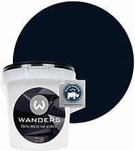 Wanders24® Tafelfarbe (1Liter, Schwarz)