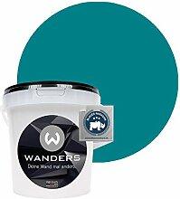 Wanders24® Tafelfarbe (1Liter, Türkis)
