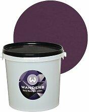 Wanders24 Tafelfarbe 3L. (Violett) matt Tafel-Farbe chalkboard Wand-Farbe, Wandfarbe Tafel-Lack, Tafellack