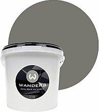 Wanders24 Tafelfarbe (3Liter, Beton-Grau) matte