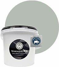 Wanders24® Tafelfarbe (3Liter, Federgrau)