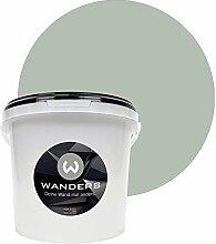 Wanders24 Tafelfarbe (3Liter, Federgrau) matte