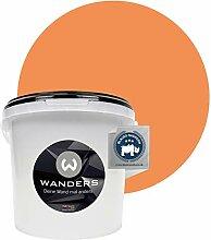 Wanders24® Tafelfarbe (3Liter, frische Aprikose)