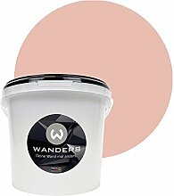 Wanders24 Tafelfarbe (3Liter, Japan Rosé) matte