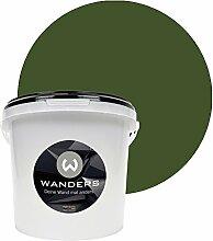 Wanders24 Tafelfarbe (3Liter, Khaki Grün) matte