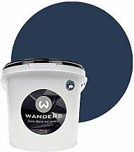 Wanders24® Tafelfarbe (3Liter, Mitternachtsblau)