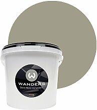 Wanders24 Tafelfarbe (3Liter, Pariser Taupe) matte