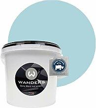 Wanders24® Tafelfarbe (3Liter, Persisch Blau)