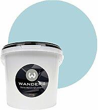 Wanders24 Tafelfarbe (3Liter, Persisch Blau) matte