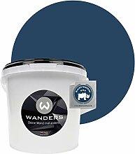 Wanders24® Tafelfarbe (3Liter, saftige Blaubeere)