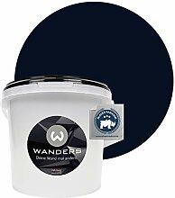 Wanders24® Tafelfarbe (3Liter, Schwarz)