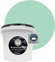 Wanders24® Tafelfarbe (3Liter, Tibet Grün)
