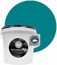 Wanders24® Tafelfarbe (3Liter, Türkis)