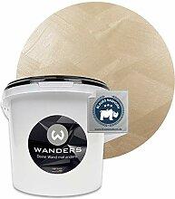 Wanders24® Tafelfarbe Metallic-Gold (3 Liter)