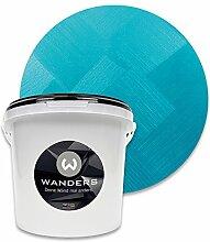 Wanders24 Tafelfarbe Metallic-Türkis (3 Liter)