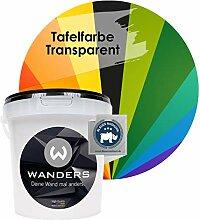Wanders24 Tafelfarbe transparent (1 Liter)