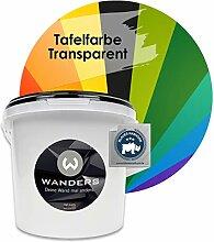 Wanders24 Tafelfarbe transparent (3 Liter)