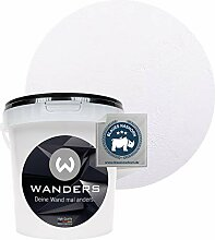 Wanders24 Venezia Stein-Optik (1 Liter, Altweiß)
