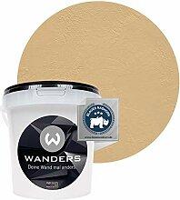 Wanders24 Venezia Stein-Optik (1 Liter, Creme)