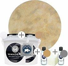 Wanders24 Venezia Stein-Optik (2 Liter, Bianco