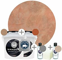 Wanders24 Venezia Stein-Optik (2 Liter, Rosso
