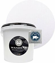 Wanders24 Venezia Stein-Optik (3 Liter, Altweiß)