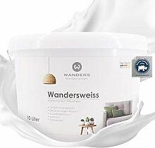 Wanders24® Wandersweiss (10 Liter, Weiß)