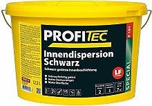 Wandfarbe P 101 Innendispersion Schwarz