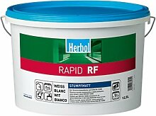 Wandfarbe Rapid RF Color Weiß