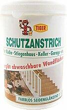 Wandfarbe Tiger Schutzanstrich farblos