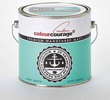 Wandfarben - colourcourage® Premium Wandfarbe