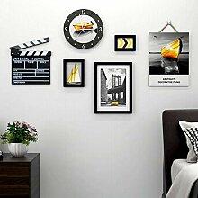 Wandfotorahmen Mehrere Fotos, College-Rahmen -