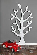 Wandgarderobe »Baum« Garderobe, Wanddeko,
