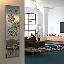Wandgarderobe/Garderobe, Design Flower, 140x40x2
