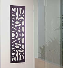 Wandgarderobe/Garderobe, Design Mosaik, 140x40x2