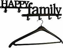 Wandgarderobe / Garderobe * Happy Family * -